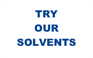 Try our Solvents